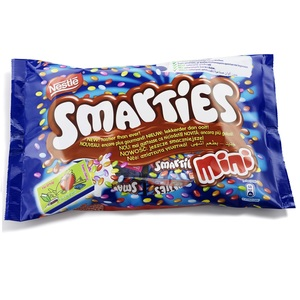 Nestle Smarties Mini Chocolate 216g