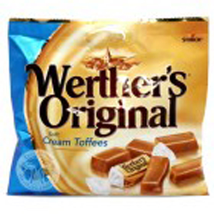 Werthers Original Toffles 125g