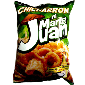 Chicharron Juan Palm Vinegar 90g
