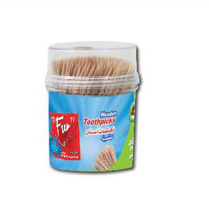 Fun Wooden Tooth Pick 400pcs