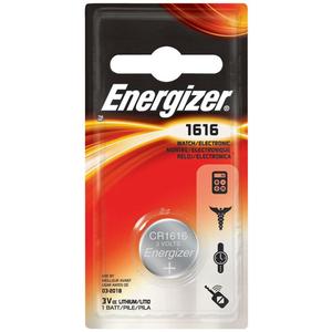 Energizer Lithium 1616 3v