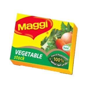 Maggi Cube Veg & Onion  22g