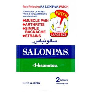 Salonpas Pain Relief Patch Large 25pc