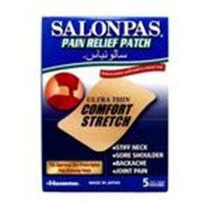 Salonpas Pain Relief Ultra Thin Patch 20pcs