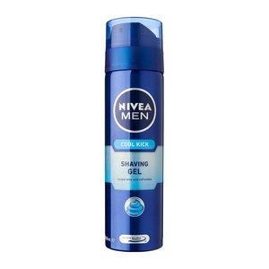 Nivea Men Fresh & Cool Shaving Gel Mint Extracts 200ml