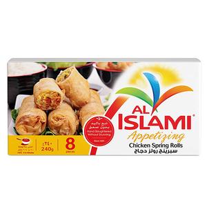 Al Islami Chicken Spring Roll 240g