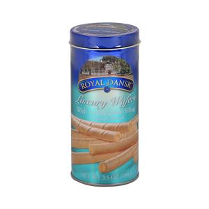 Royal Dansk Wafer Vanilla 100gm