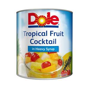 Dole Tropical Fruit Cocktail More Cherries 836g
