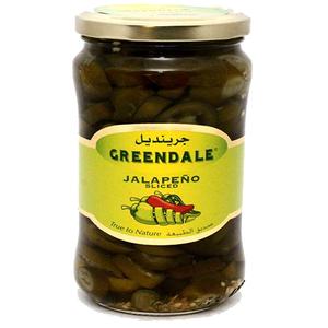 Greendale Jalapeno Sliced 350g