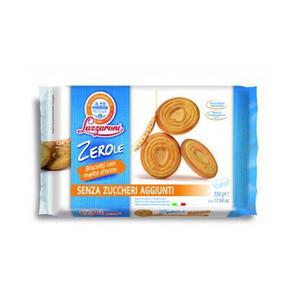 Zerole Sugar Free Biscotti Con Malto D'Orzo Barley Malt Biscuits 330g
