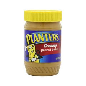 Planters Creamy Peanut Butter 340g