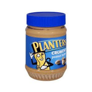 Planters Crunchy Peanut Butter 340g