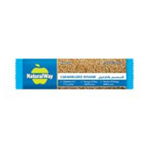 Natural Way Caramelized Sesame 40g