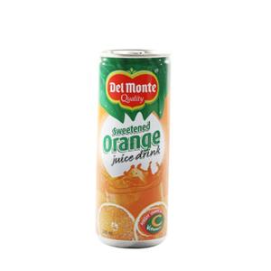 Del Monte Sweetend Orange Juice 240ml