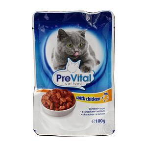 Prevital Cat Food 100g