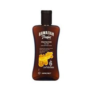 Hawaiian Tropic Protective Dry Oil Spf 6 200ml