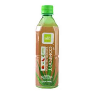 Alo Comfort Watermelon + Peach Aloe Vera Drink 500ml