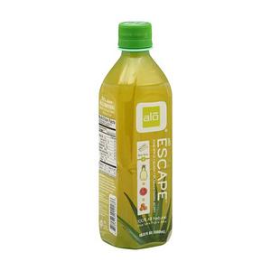 Alo Pineapple Guava Seabuckthorn Berry Escape Aloe Vera Drink 500ml