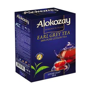 Alokozay Earl Grey Tea Tin 225g