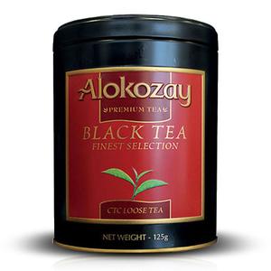 Alokozay Black Tea Tin 225g