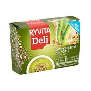 Ryvita Pumpkin Seeds N Oats 200g