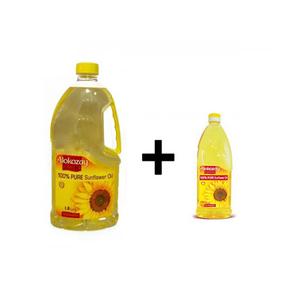 Alokozay Sunflower Oil 1.8+750ml