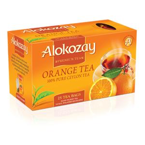 Alokozay Orange Tea Bag 25s