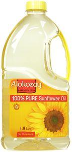 Alokozay Sunflower Oil 2x1.8L