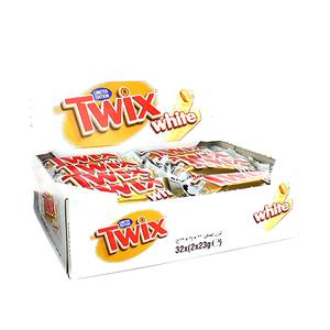 Twix White Chocolate Bar Multipack 32pcs