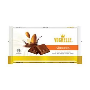 Vochelle Almonds 180g