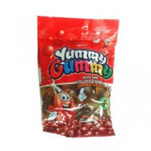 Yummy Gummy Cola 25g