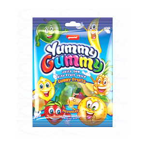 Yummy Gummy Jelly Fruits 100g
