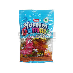 Yummy Gummy Jelly Worm 125g