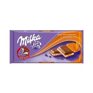 Milka Table Caramel 100g