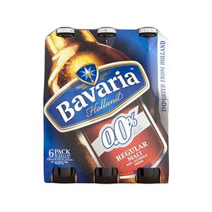 Bavaria Non Alcholic Regular Drink 6x330ml