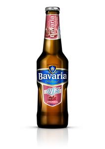 Bavaria Non Alcoholic Beverage Peach Lemon 330ml