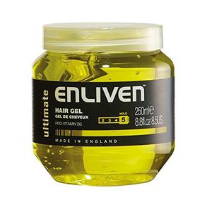 Enliven Hair Gel Ultra Hold Gel 250g