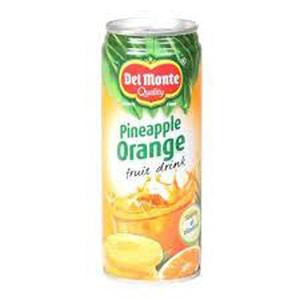 Del Monte Orange Juice 240ml