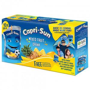 Capri-Sun Mix Fruit 10x200ml