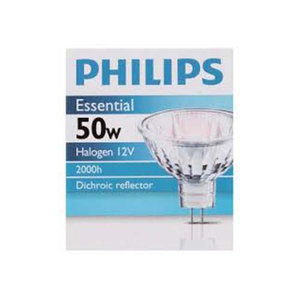 Philips Essential Halogen 12v 50w 1pc