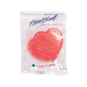 Hartbeat Lychee Love Candy 150g