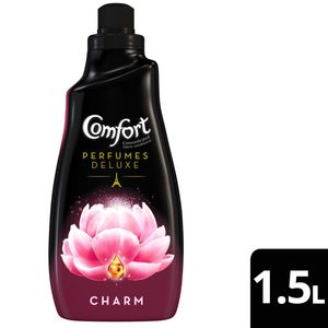 Comfort Perfumes Deluxe Concentrated Fabric Softener Charm 1.5L