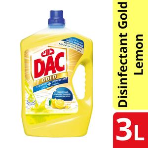 Dac Disinfectant Plus Lemon 3L