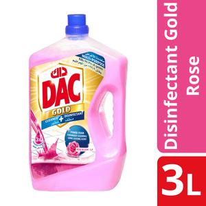 Dac Gold Rose Cleaner 3L