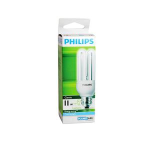 Philips Cfl Lamp 11w  E27 1pc