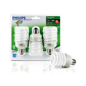 Philips Cfl Lamp 23w E27 1pc