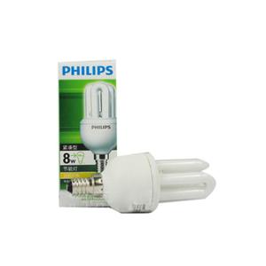 Philips Cfl Lamp 8w  E14 1pc