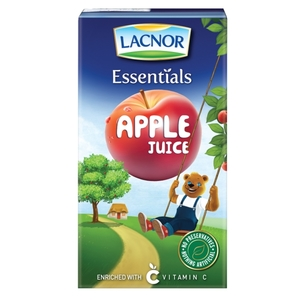 Lacnor Junior Apple Juice 125ml