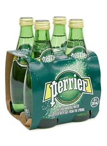 Perrier Sparkling Water 4x330ml