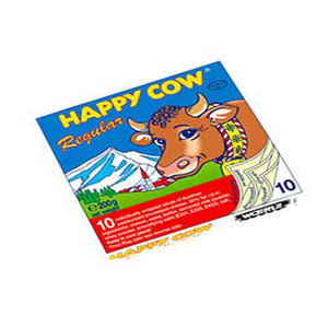 Happy Cow Cheese Toast 200g